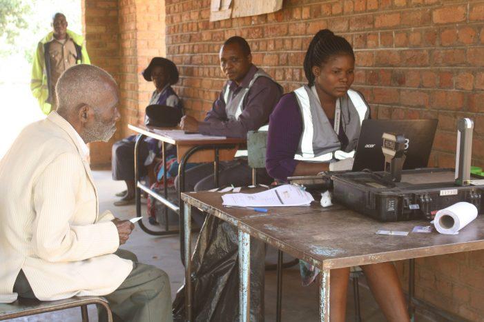 Opposition Monitors Shun Voter Verification Exercise