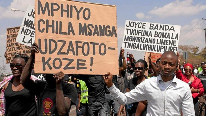 Cashgate: Court Finds JB's Errand Boy  Paul Mphwiyo With Case to Answer