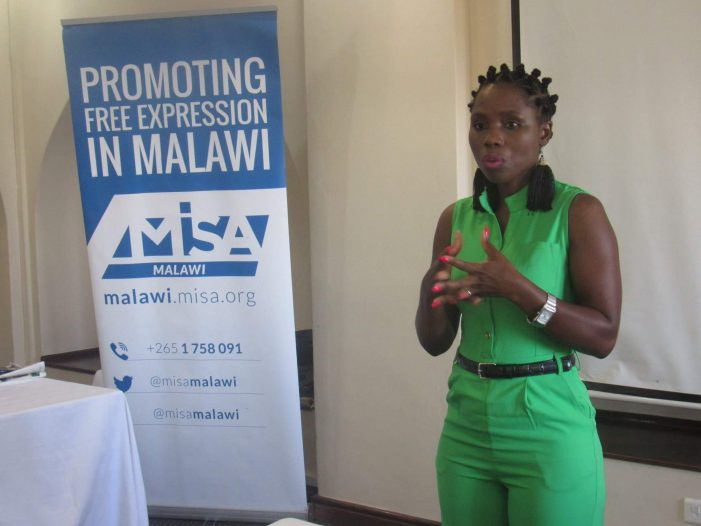 MISA Engages CSOs On Access to Information