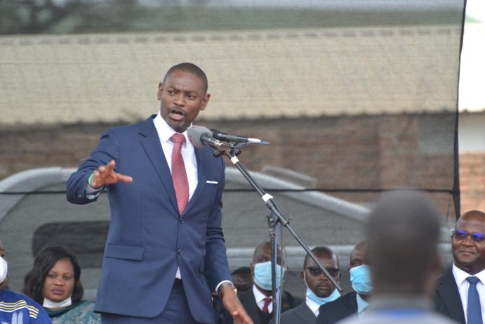 Msungama, Nyamilandu Meet Today