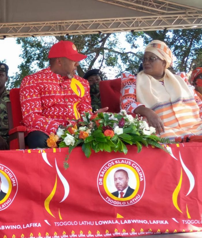 Malawi Redcross Condemns Cashgate Queen Joyce Banda For Politicizing Covid-19