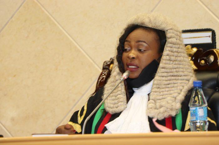 Speaker Gotani Hara Rebuffs DPP on New Appointment