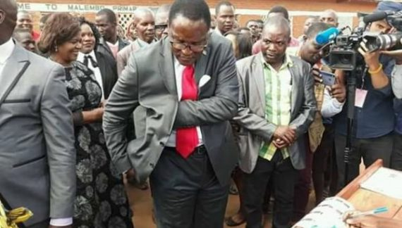 Chakwera Under Fire for Using Covid-19  as an Excuse for Unfulfilled Campaign Promises