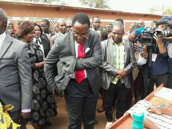 Off Pemphero Mphande's Wall; My Friends, We Wasted Our Votes
