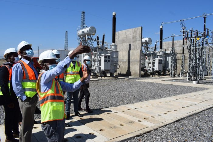 Energy Minister Newton Kambara Says EGENCO to Add 80 Megawatts