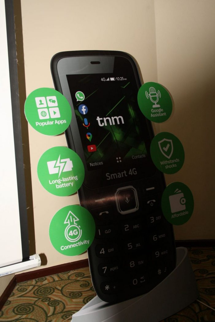 TNM Commended For Making ICT Accessible