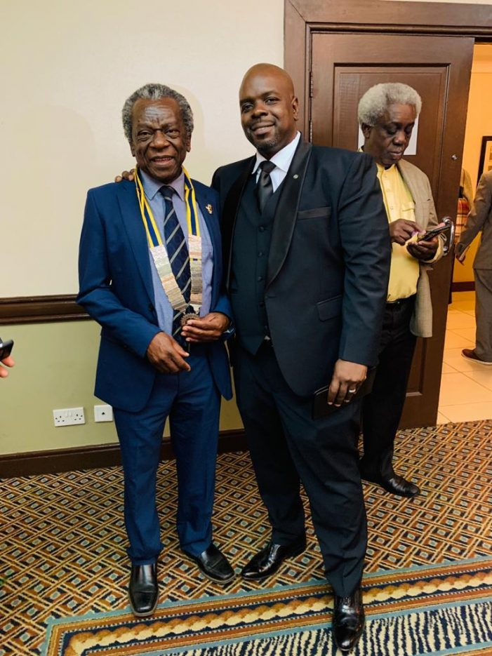 Rotary Club Of Blantyre Inducts Gus Banda As President…Prioritize Covid-19 Fight