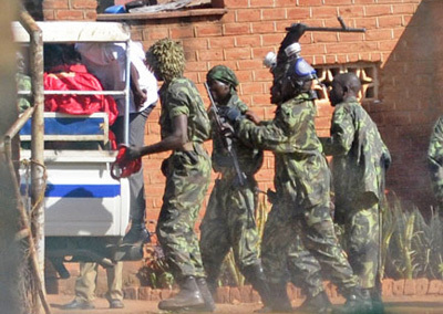 Mozambican National Gets 12-year Malawi Prison Sentence for Human Trafficking