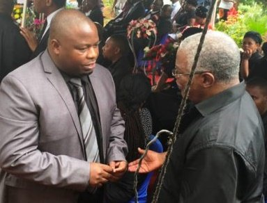 Nankhumwa Dismisses Mpinganjira's Press Release: Claims are patently false and shameful fabrication