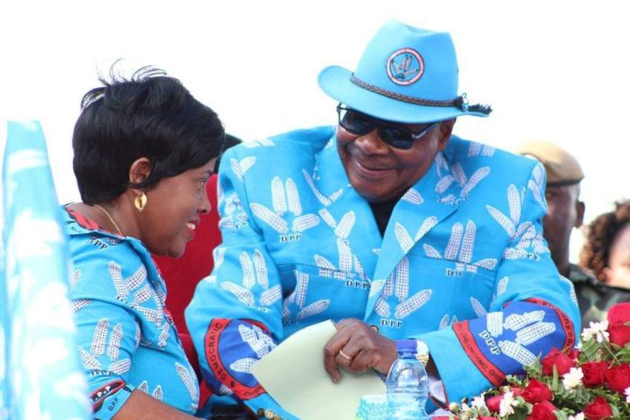 I'm  Ready to Step Down- Mutharika