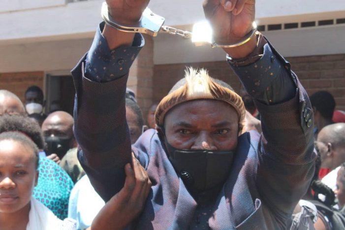 Jailed Mzomera Ngwira In Hospital