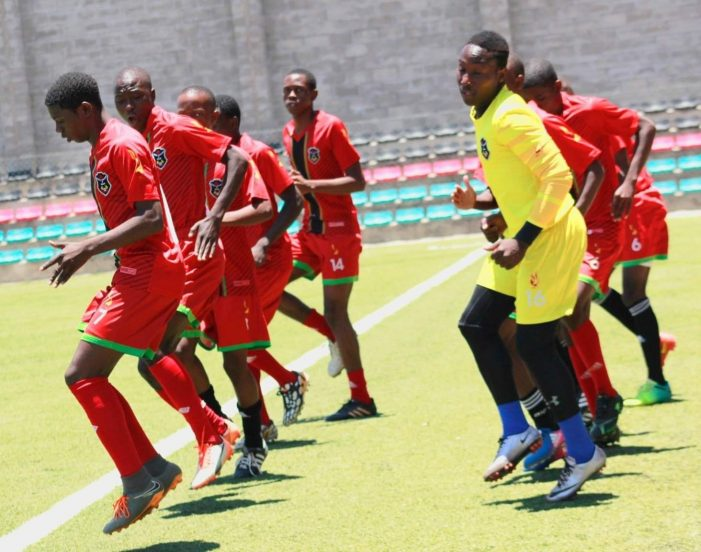 Junior Flames Re-Group For Cosafa Preps