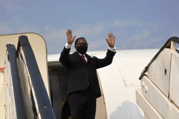 Chakwera to Attend SADC Troika Summit in Mozambique