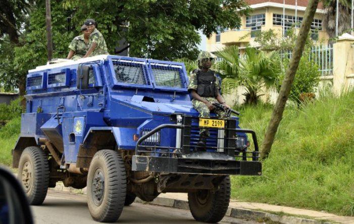 Police Hunt For MEC's  Commissioner Linda Kunje for Obstructing Chakwera's Convoy