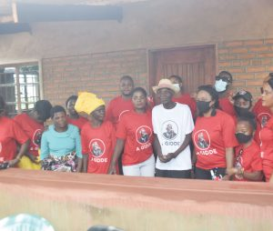 ITSANANA: Malawi Queens Europe Spoil Agide With Brand-New House On His Birthday