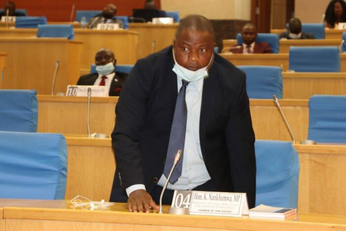 PAUL BANDA'S TREATMENT ABROAD: Government blocks Nankhumwa's call for fundraising in Parliament