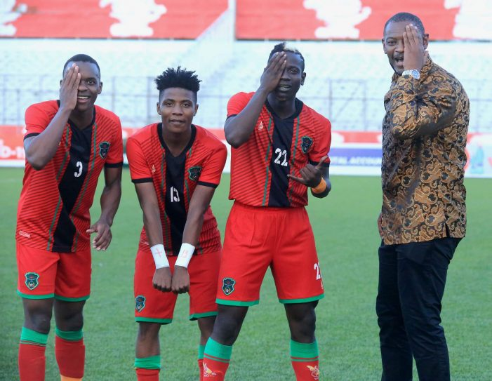 Flames Start 2022 Fifa World Cup Campaign Away to Cameroon