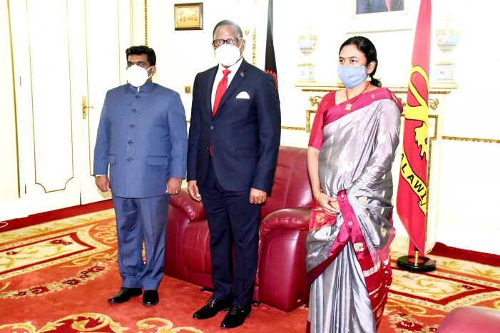 New Indian High Commissioner To Malawi For Enhanced Cooperation