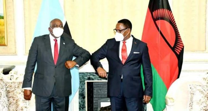Masisi Returns Home As Malawi Vows To Support Botswana's Candidate For SADC role