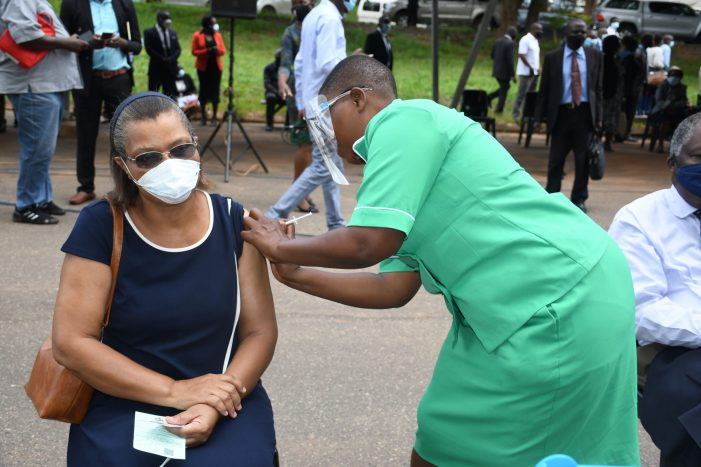 Civil Servants Urged To Disseminate Vaccine Information