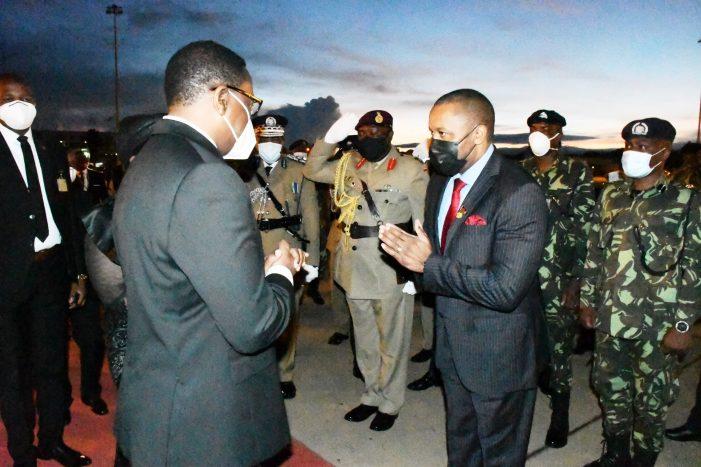 One Term President Chakwera Should Take Advice From Chilima