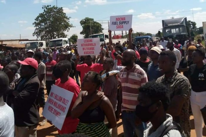 Malawians Petition Chakwera Over Punitive Taxes, Levies On Essential Commodities