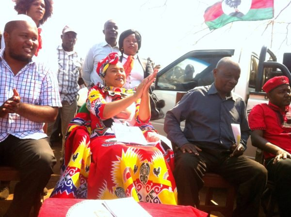 Abida Mia Not Interested In MCP Vice Presidency As Gaffer Keeps On Fighting Mia Family
