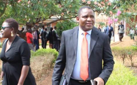 Alfandika Resigns As MEC Chief Elections Officer