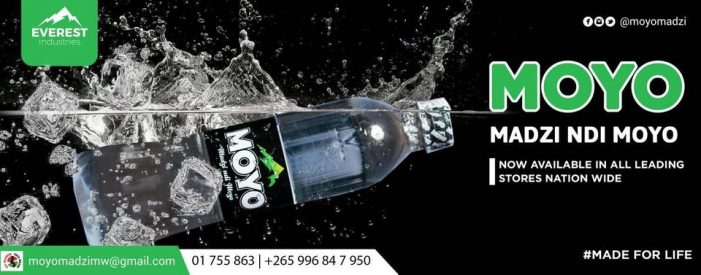 High Court Stops Everest Industries Limited from Producing Counterfeit 'Moyo' Bottled Water