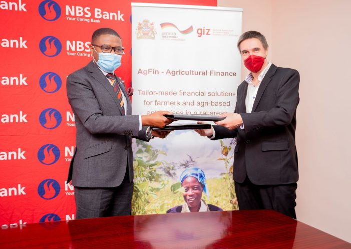 NBS Bank Partners GIZ in Agri-Finance Project
