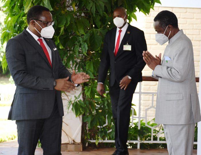 Motivational Speaker Lumumba Urges Malawians to Rally Behind Chakwera