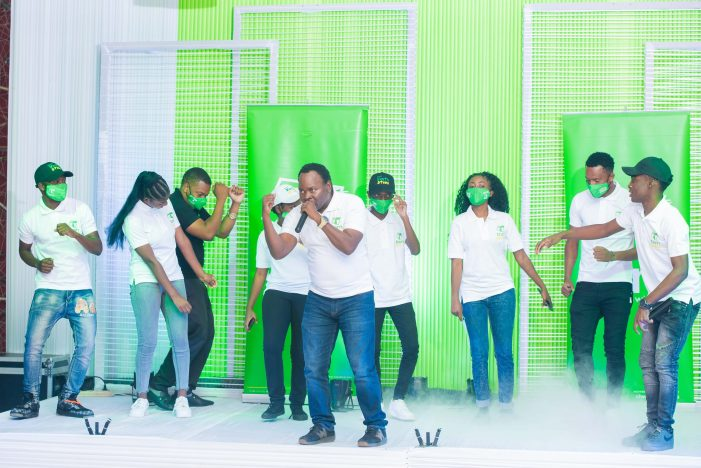 TNM plc unveils 7 young artists as TNM Youth Stars of Malawi