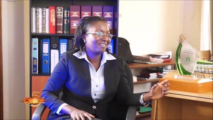Ombudsman Martha Chizuma Appointed ACB Czar
