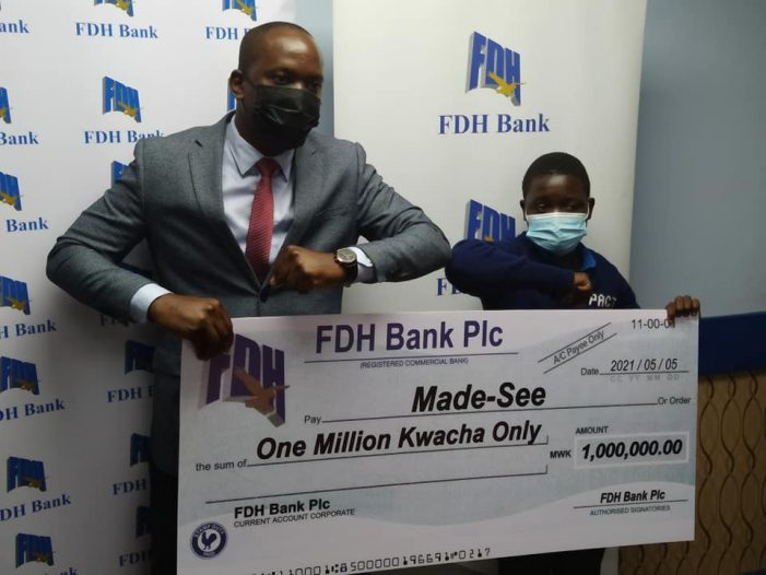 FDH Honours MK 1 Million Made-See Pledge