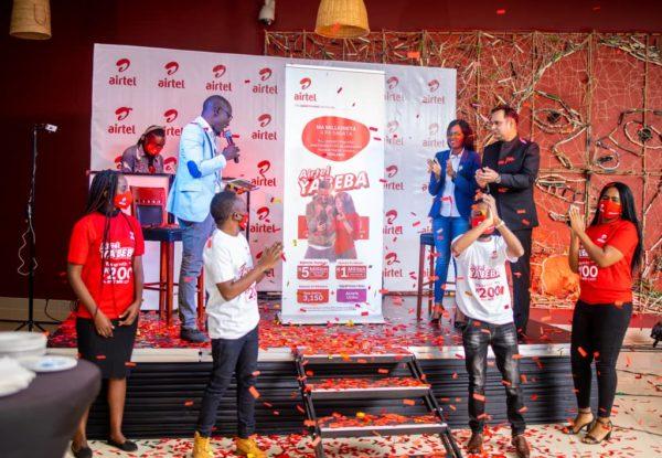 Airtel Malawi Spoil Five Million Subscribers with 'Airtel Yabeba' Promo