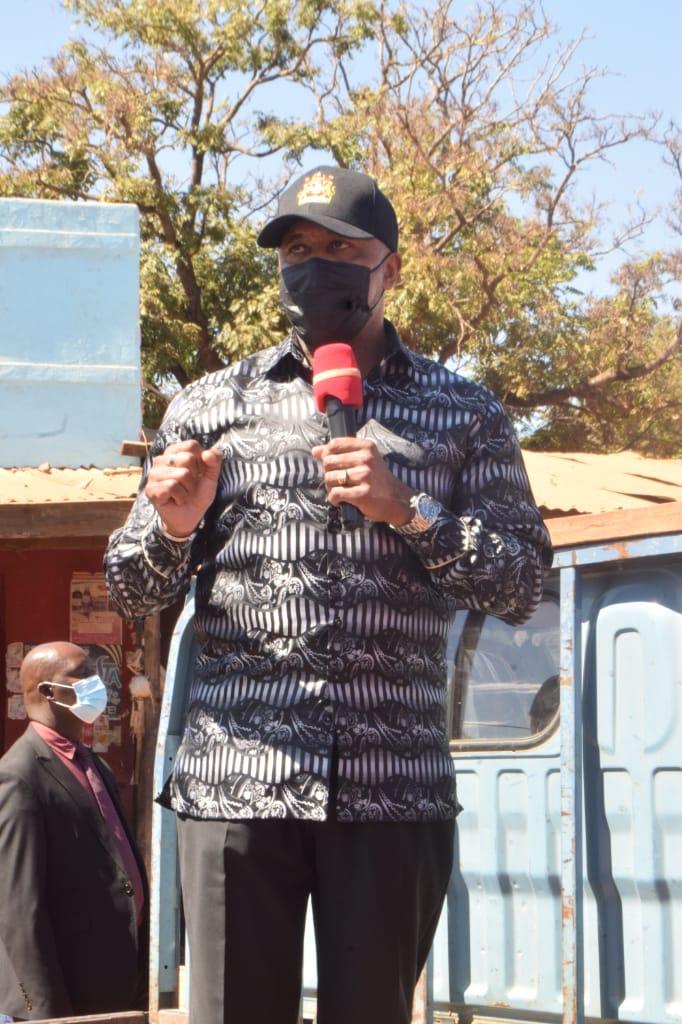 Veep Chilima Dates Kasungu Council On Reforms
