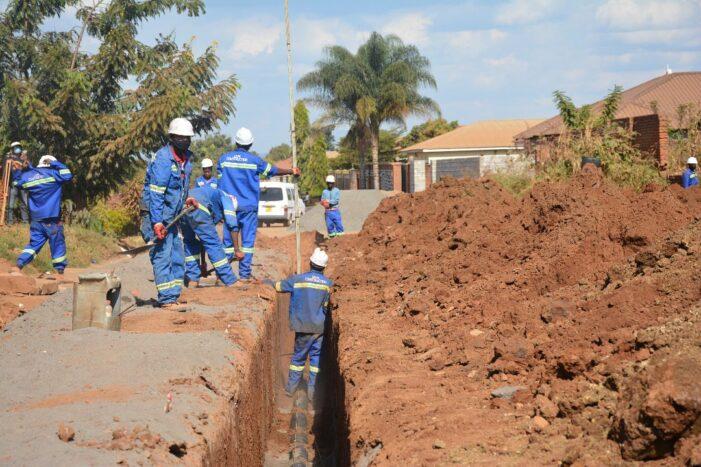LWSP Sets K20 Billion for Lilongwe City Sewer Rehabilitation, Expansion