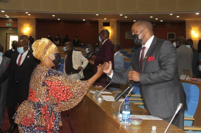 Chilima Says Reforms Bearing Fruits: Updates Parliament
