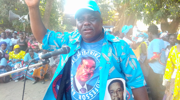 Symon 'Boma Ndi Chi Machine' Vows to Re-Claim Victory in By-Elections