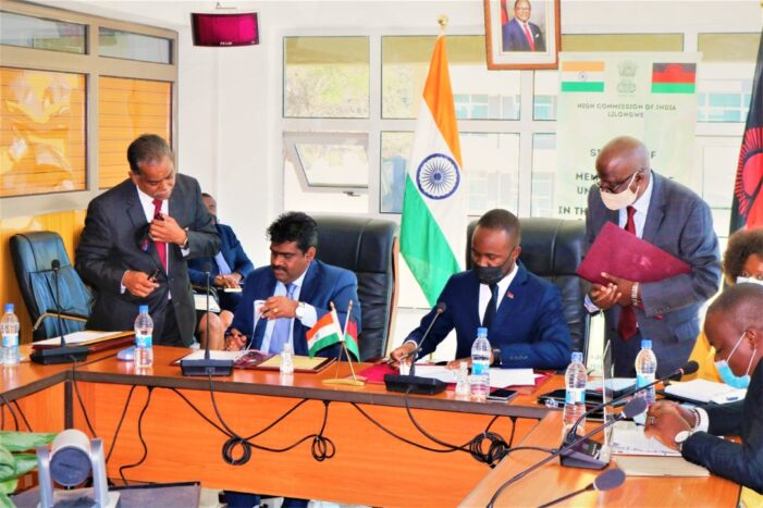 Malawi to Export Over  250,000 Tonnes of Pigeon Peas to India
