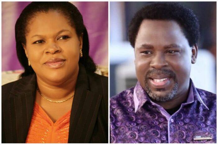 Prophet TB Joshua's Wife Breaks Silence On Husband's Death