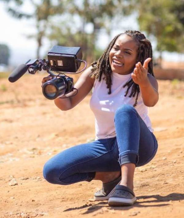 Female Producer Eyes Filmmaking to Promote Women's Rights