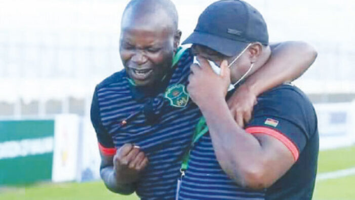 Flames In 'Do Or Die' Encounter Against Namibia…Meck Makes Five Changes