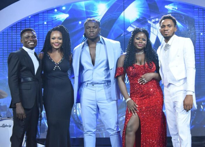 NIGERIAN IDOL: Top 5 Contestants Emerge as Emmanuel Exits Competition