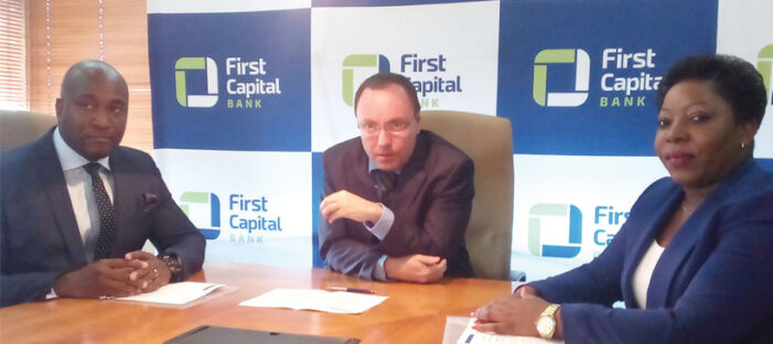 FIRST CAPITAL BANK IN CASHGATE: K2million Grows Wing in Farmer's Account