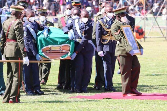 Kenneth Kaunda Was Africa's Liberation Giant – Chakwera