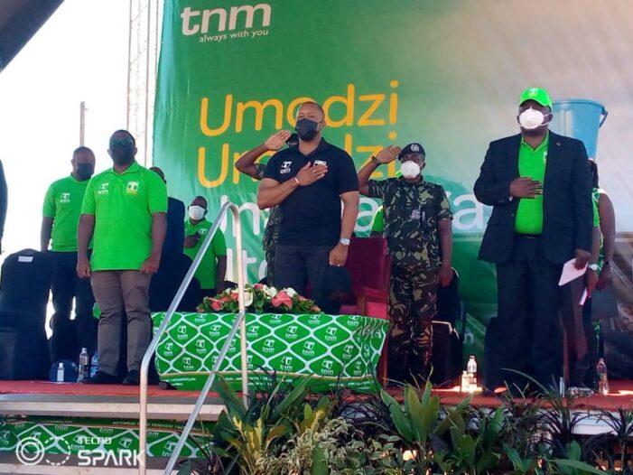 Chilima Launches TNM Mudzi Wathu Project