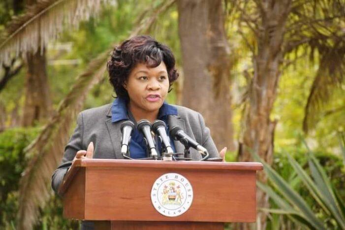 State House Press Officer Martha Chikuni Dies