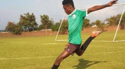 Malawi Lad Kakhome Wins K120 Million Football Scholarship In US