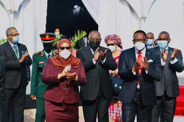 SADC 'Rejects' Malawi Troops  To Assist fighting against Islamic militants in Mozambique
